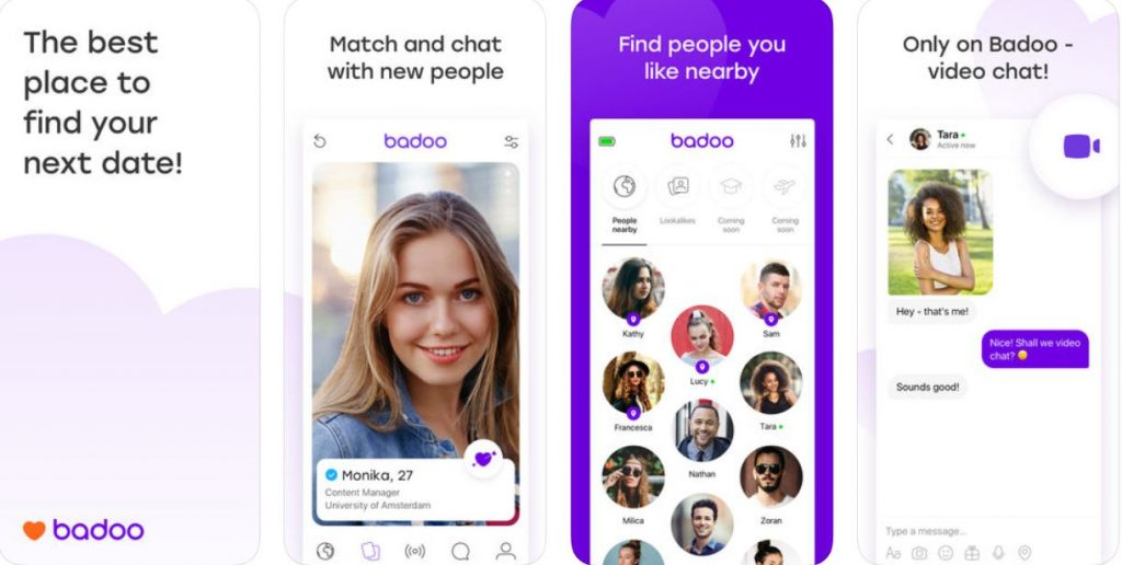 badoo best dating app